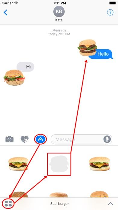 漢堡糊屏幕截圖1