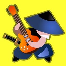 Slashy Chords: Guitar Warriors