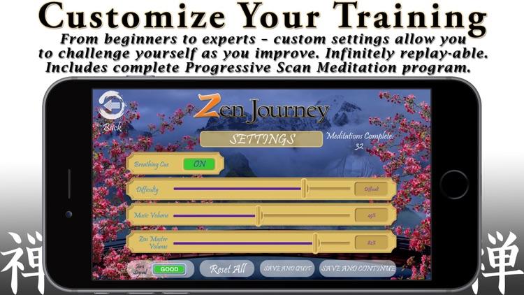 Zen Journey by Wild Divine screenshot-3