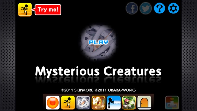 Mysterious Creatures on the App Store