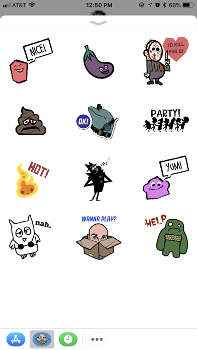 Jackbox Games Sticker Pack 1 screenshot 2