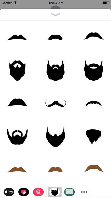 Bearddmoji