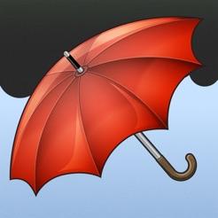 Regenmeldung