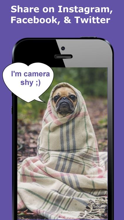 Bubbled - Photo Editor screenshot-4