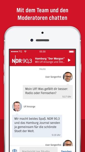 Ndr Hamburg Im App Store