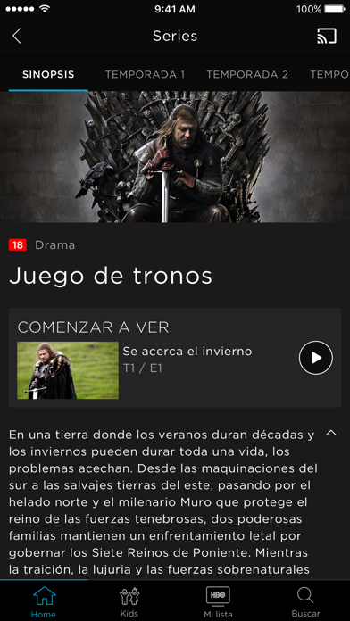download HBO España apps 1