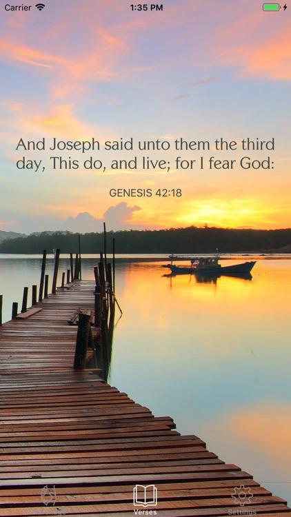 Daily Bible Verses Devotional screenshot-6