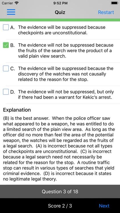 Criminal Procedure: Supreme screenshot-4