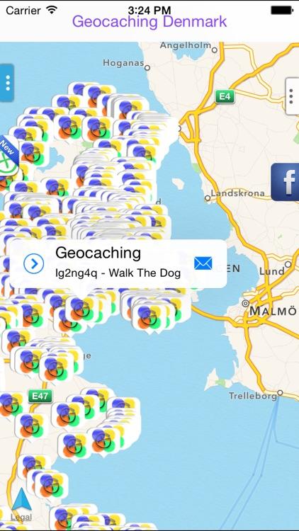 Geocaching Denmark