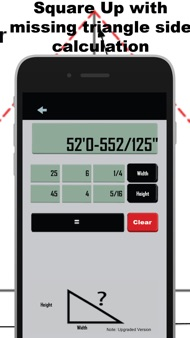 Builder Calc iphone images