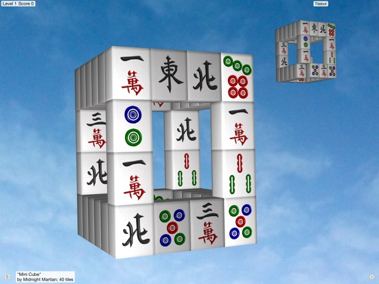 Moonlight Mahjong на iPad
