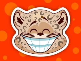 Cute stickers with fun poses :) us it all over your iMessage chats