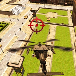 GunShip Helicopter