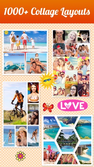 photo collage maker creator on the app store