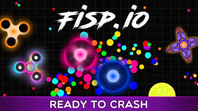 Fisp.io Spin of Fidget Spinner screenshot 1