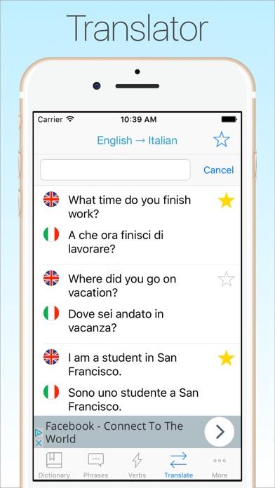 Italian Dictionary & Tran + | App Price Drops