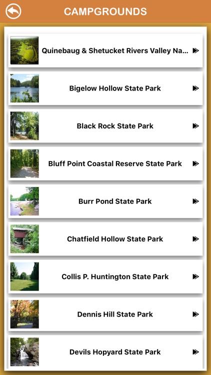 Connecticut National Parks