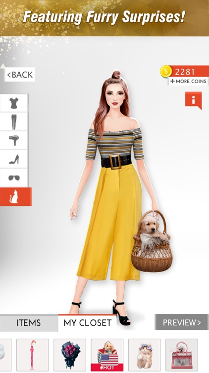 Dress Up Fashion Design Studio screenshot-4