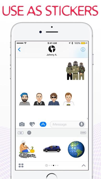 The Disco Biscuits Emoji screenshot-3