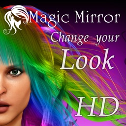 Hairstyle Magic Mirror HD