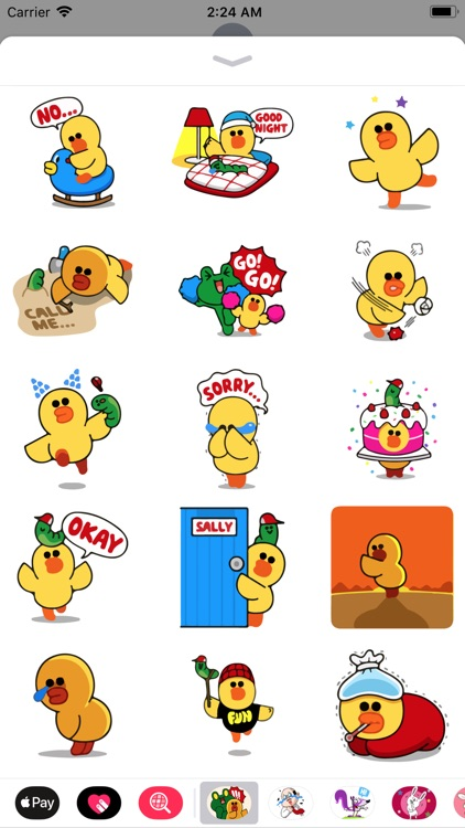 Nino with Friends Sticker Pack