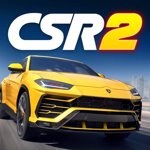 CSR Racing 2 application logo