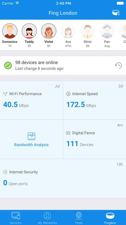 Fing - Network Scanner screenshot-4