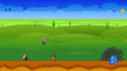 Zombie Walk - Last Alive screenshot four