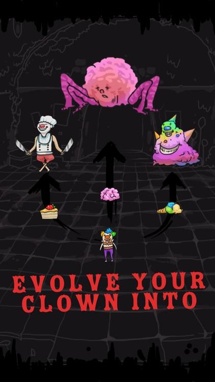 Clown Evolution World