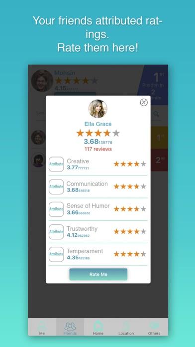 Global Rank - Rating & Review screenshot four