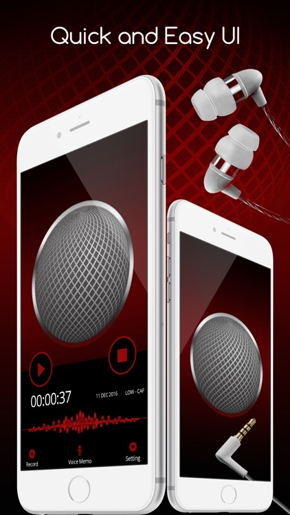 Voice Recorder : Audio Notes