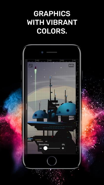 Vectornator Pro screenshot-3