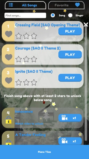 Anime Piano Magic on the App Store