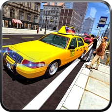 Activities of Real City Taxi Driver Sim