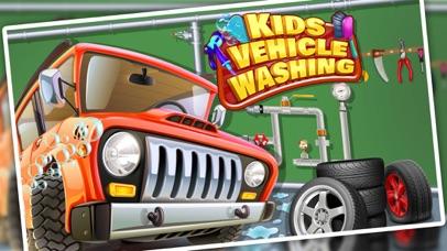 Car Washing - Mechanic Game screenshot 1