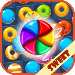 Candy Sweet Blast - Candy Match 3 Game
