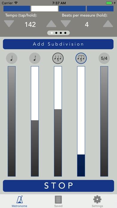 Metronomics Metronome review screenshots