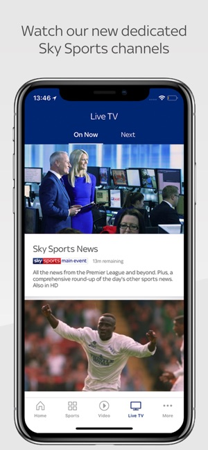how to watch live sports on your iphone 6