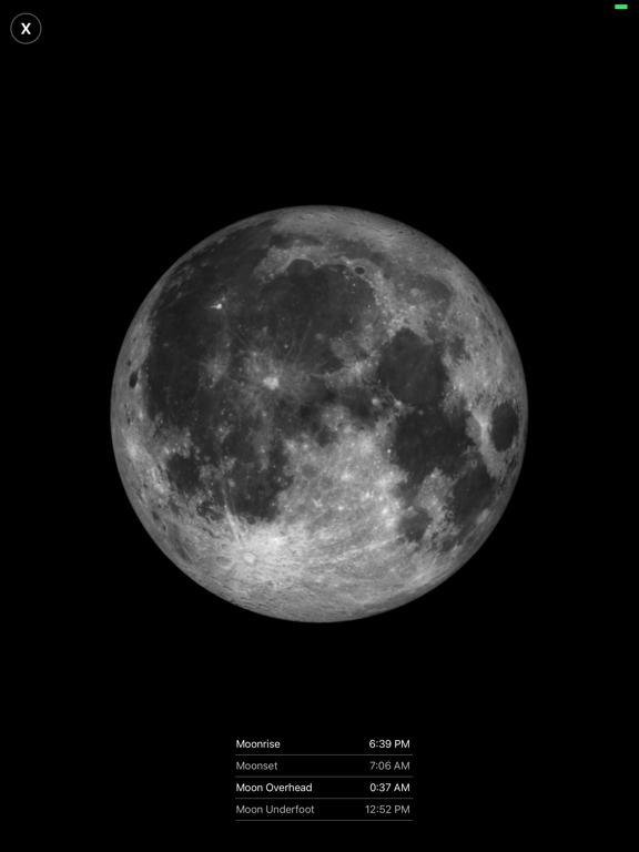 Moon Phase Calendar Pro screenshot 5