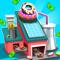 App Icon for Donut City Tycoon App in Australia IOS App Store