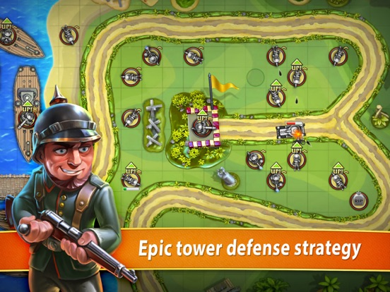 Toy Defense – TD Strategy Game-ipad-0