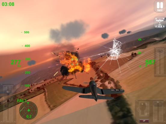 战机降落截图4