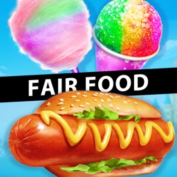 Carnival Fair Food Maker Games