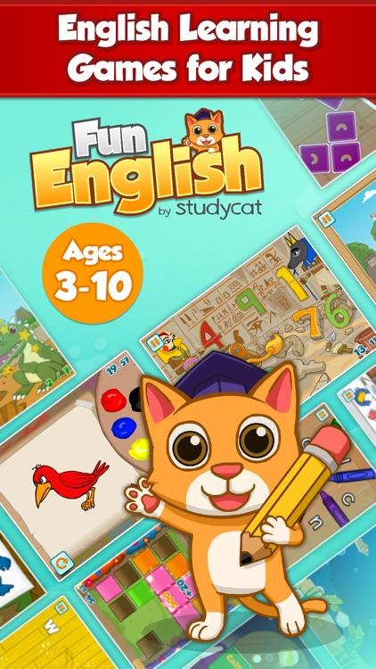 Fun English | Learn English screenshot-0