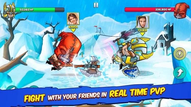 Tiny Gladiators screenshot-3