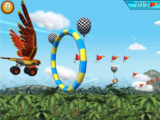 Blaze: Obstacle Course screenshot 9