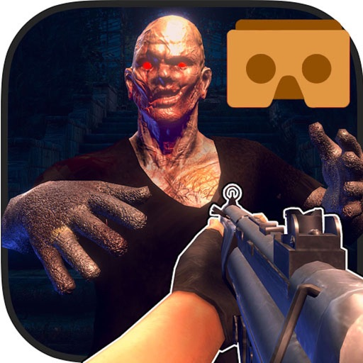 Зомби шутер-VR ужас
