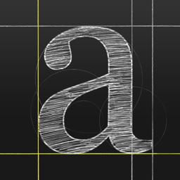 Ícone do app iFontMaker