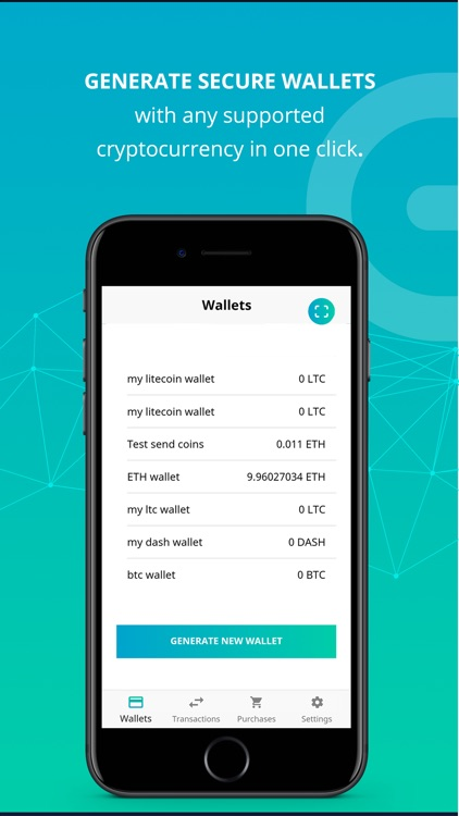 Elegro Business Crypto Wallet