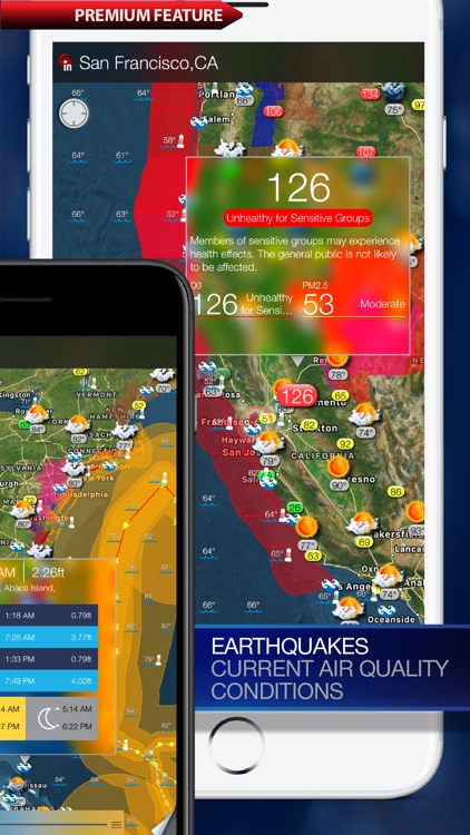 Weather Alert Map USA screenshot-3